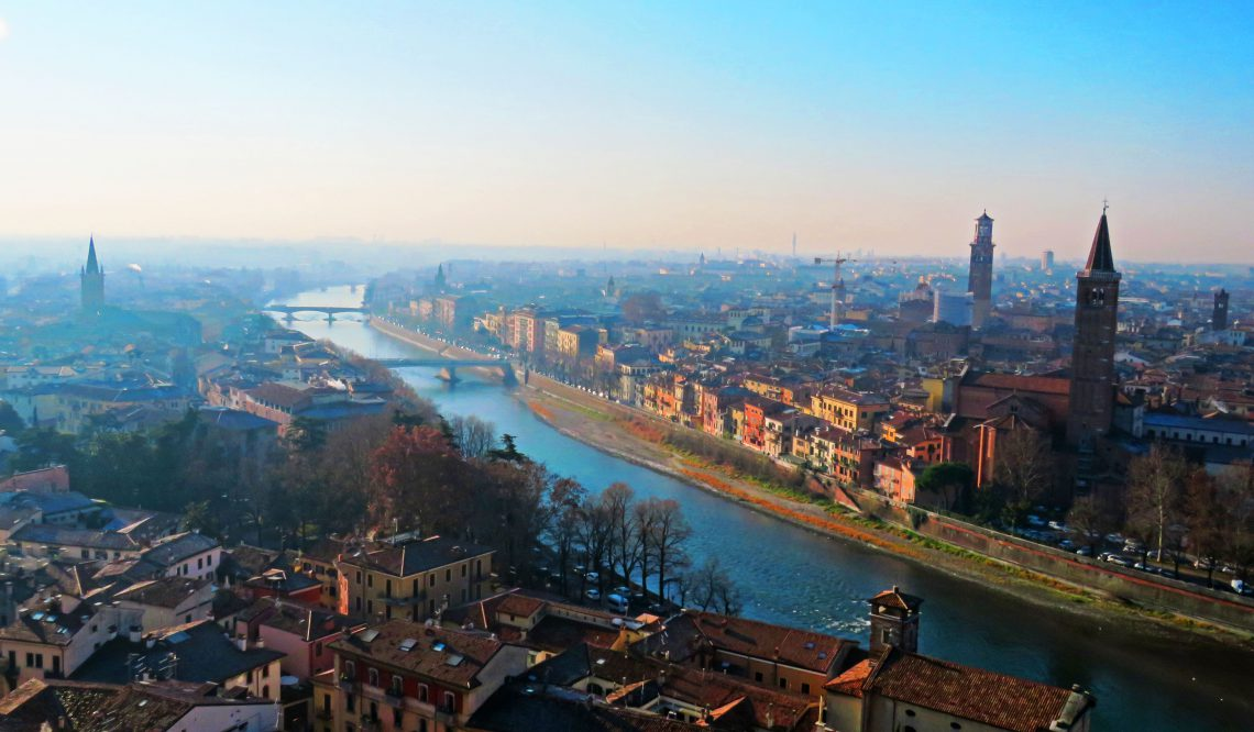 Enchanted with Italy or rather not? – Verona & Venice