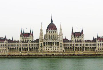 Bratislava and suprising Budapest