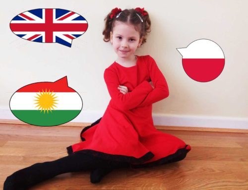 Laria is 6 years old and knows 3 languages fluently. The story of a little girl. For emigrants and those living in their own country.