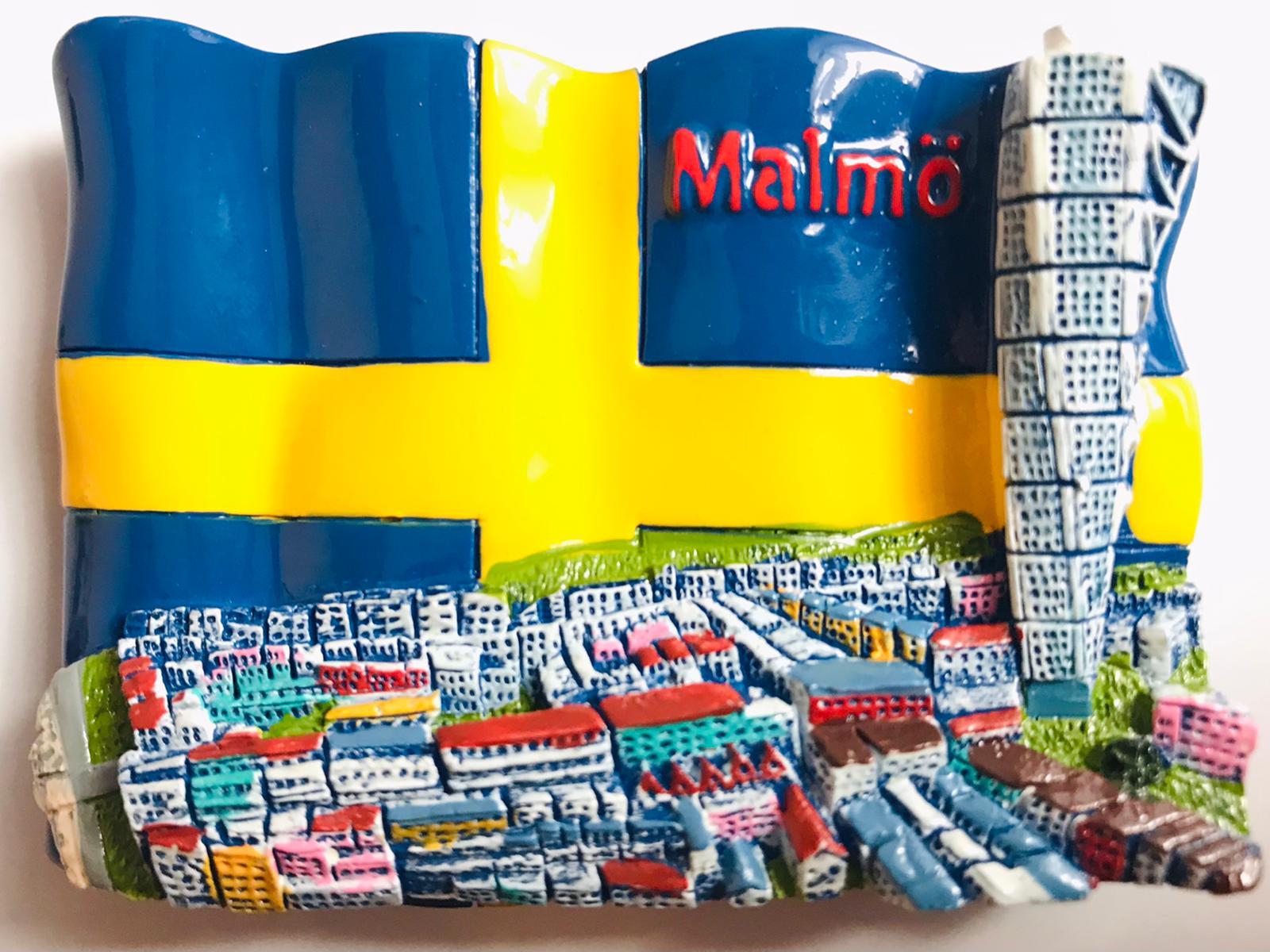 Magnes ze Szwecji