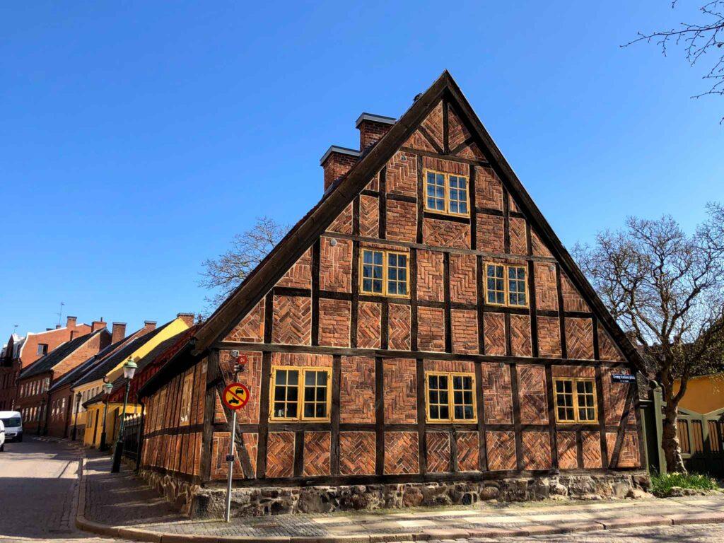 Budynki w Lund