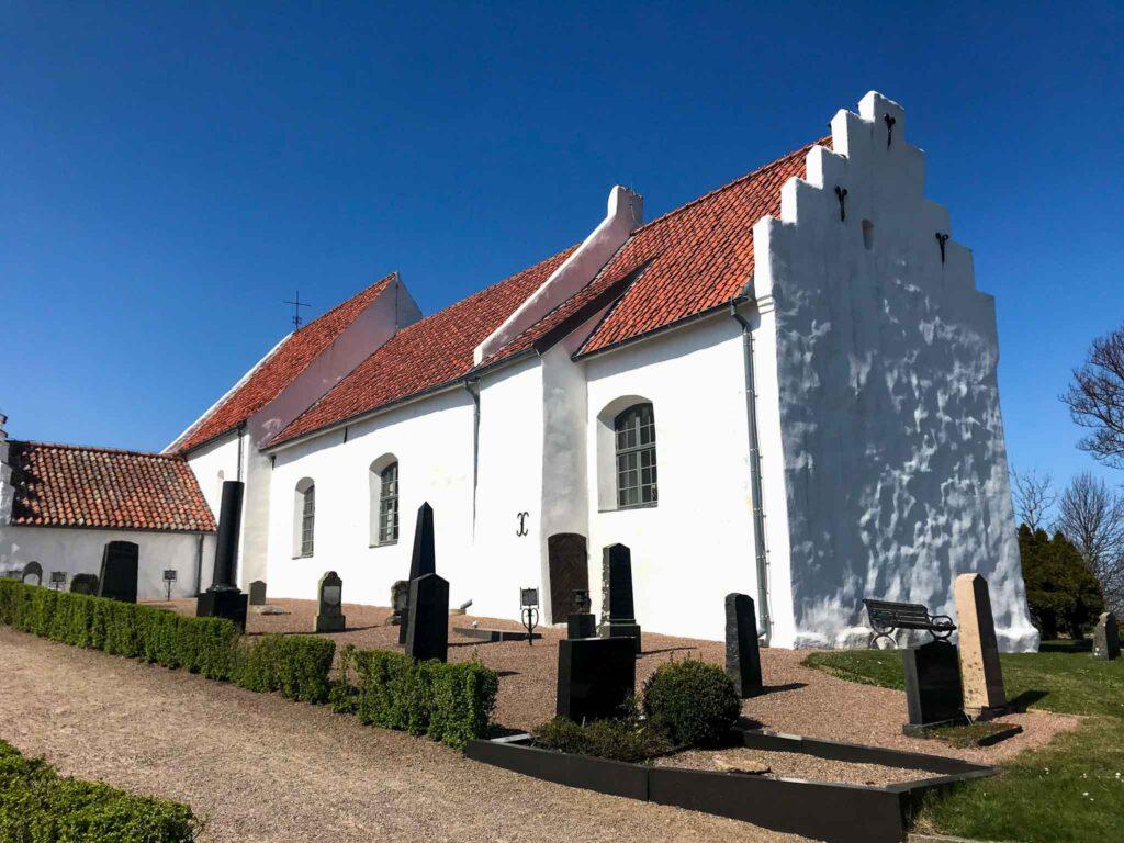 Kościół na wyspie Ven