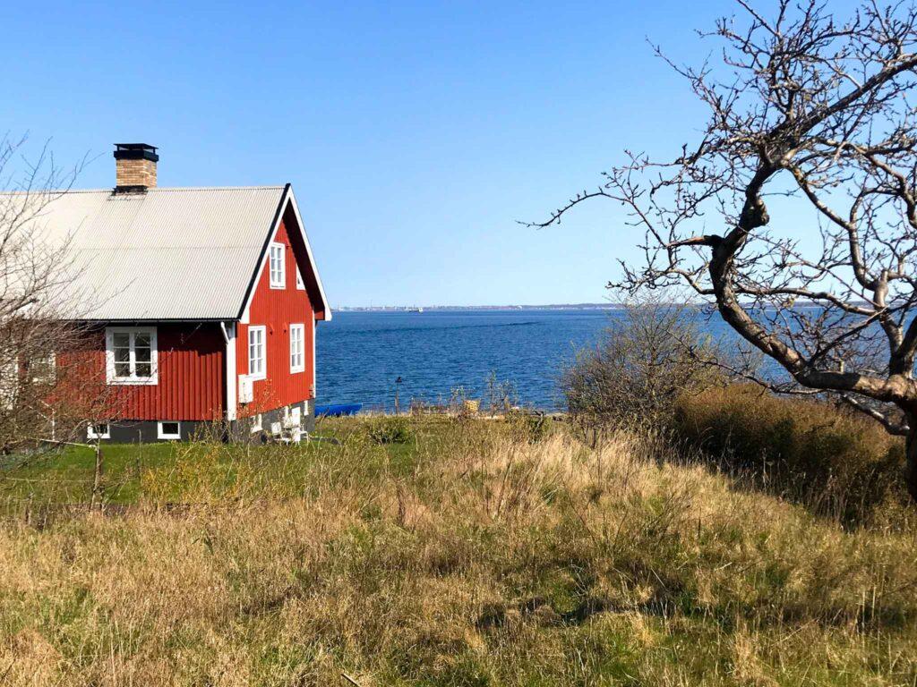 Dom na wyspie Ven