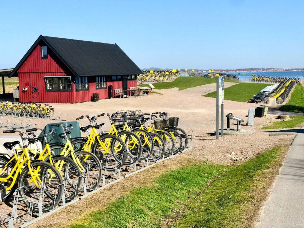 Rowery Szwecja