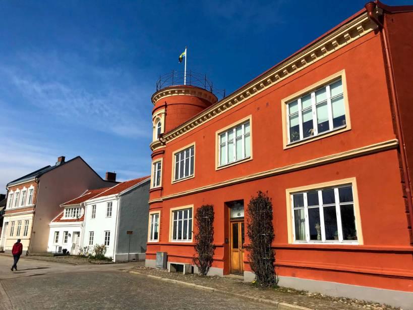 Ulice Ystad