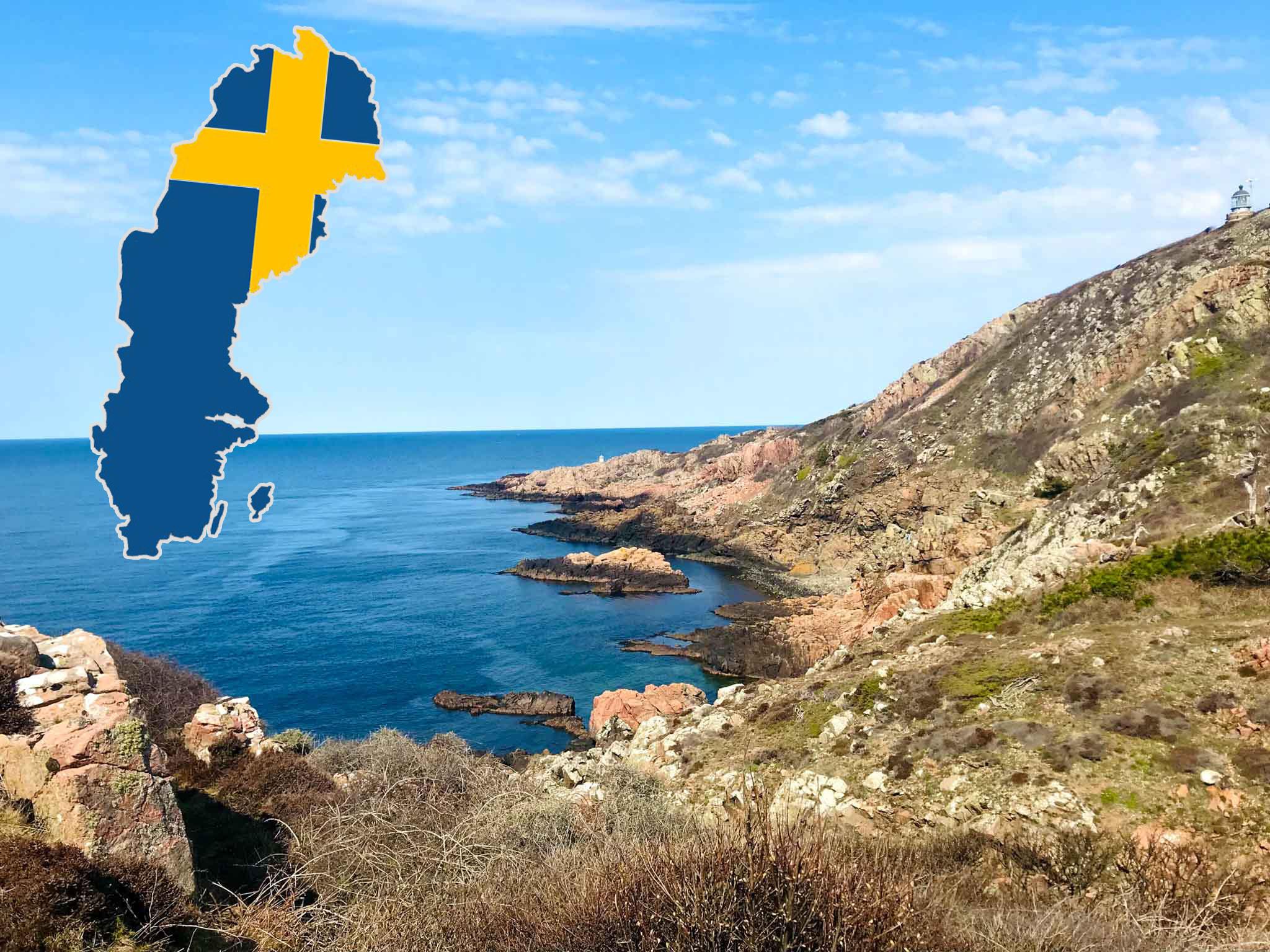 Sweden, Kullaberg