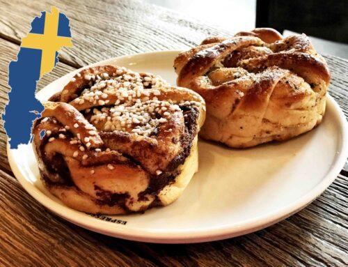 Swedish cinnamon buns – recipe
