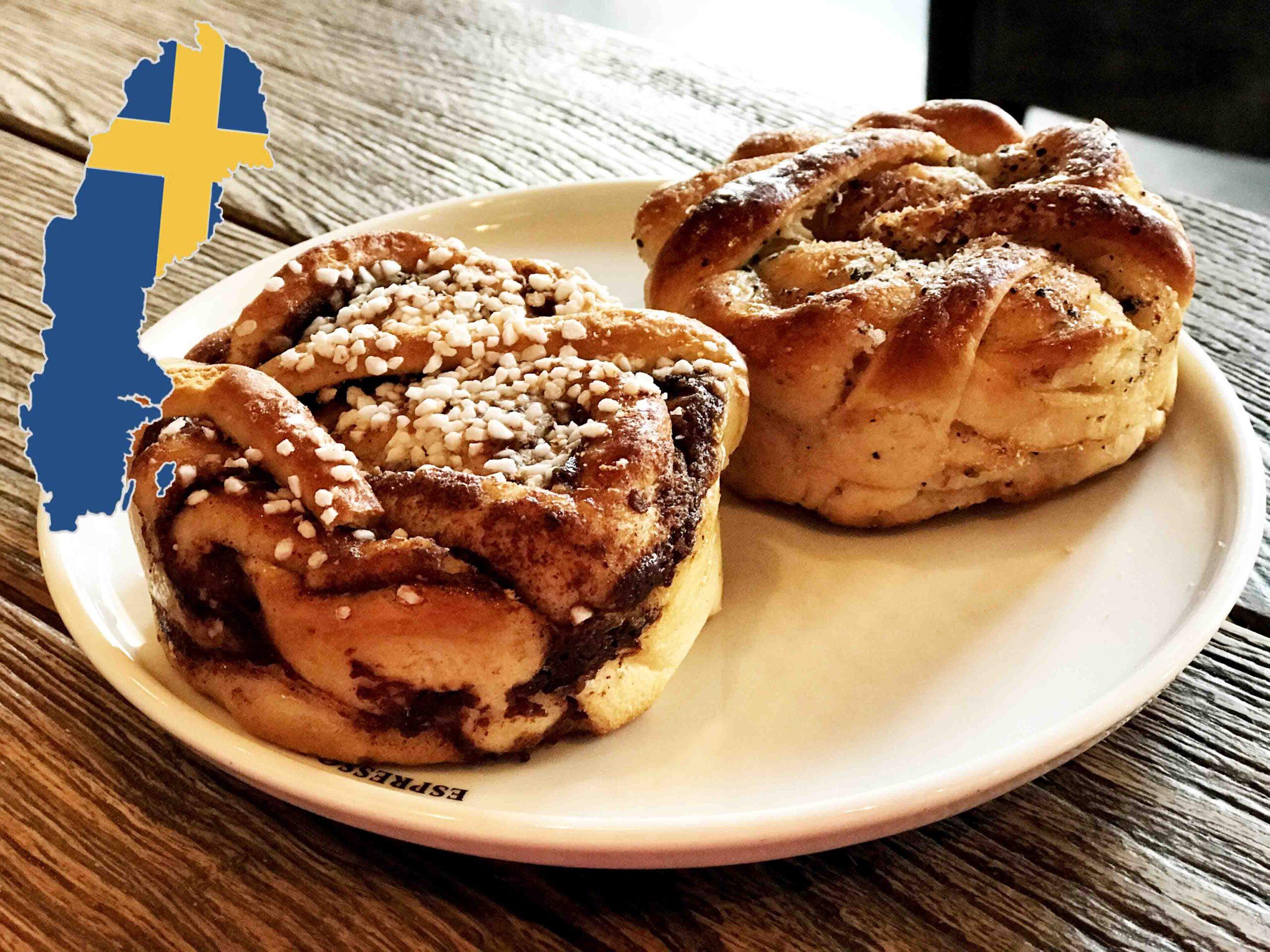 Szwedzkie bułeczki cynamonowe